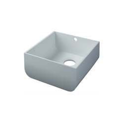 Sinks | Muta 400-400 | Kitchen sinks | Rosskopf + Partner