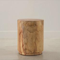 Minimo Turned Wood Table | Side tables | Pfeifer Studio