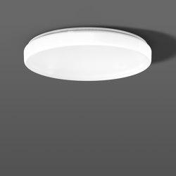 Flat Polymero® Kreis Slim Ceiling and wall luminaires | Lampade parete | RZB - Leuchten