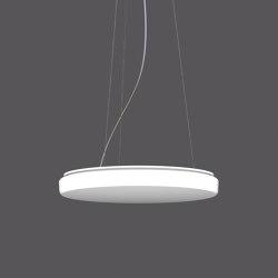 Flat Polymero® Kreis Slim Pendant luminaires | Suspensions | RZB - Leuchten