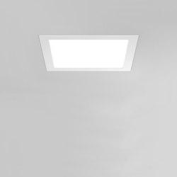 Toledo Flat Einbau-Downlights | Lichtmanagement / -steuerung | RZB - Leuchten