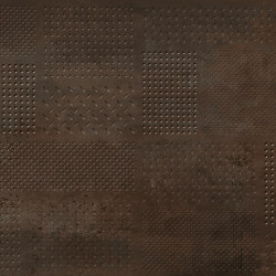 Forge | Struttura Metal Mix | Bronzo | Ceramic tiles | Novabell