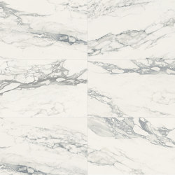 Imperial Michelangelo | Bianco Arabescato | Piastrelle ceramica | Novabell