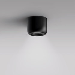 CAVITY Ceiling | black | Deckenleuchten | serien.lighting