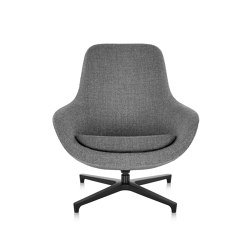 Saiba Lounge Chair | Armchairs | Herman Miller