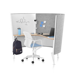 Prospect Solo Space | Sound absorbing freestanding systems | Herman Miller