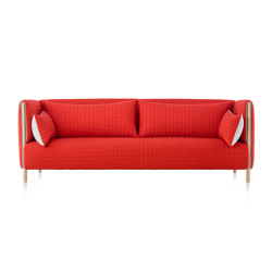 ColourForm 3-Seat Sofa | Sofas | Herman Miller