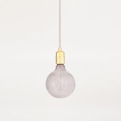 Atelier LED G125 Smoke | Light bulbs | Frama
