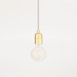 Atelier LED G80 Clear | Ampoules | Frama