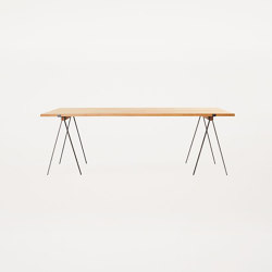 F56 Trestle Table | incl planks | Trestles | Frama