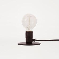 E27 Table Black | Table lights | Frama