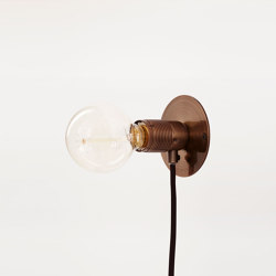 E27 Wall Bronze small | Wall lights | Frama