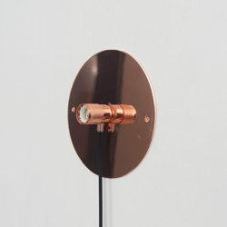 E27 Wall Copper medium | Lampade parete | Frama