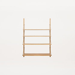 Shelf library | H1148 | Shelving | Frama