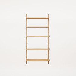 Shelf library | H1852 | Shelving | Frama