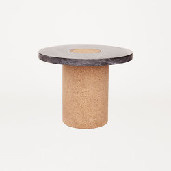 Sintra Ø60 black | Side tables | Frama