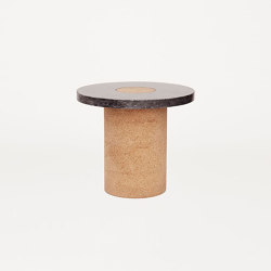 Sintra Top Black marble | Side tables | Frama