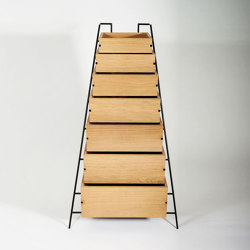 Sutoa oak edition | Shelving | Frama