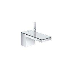 AXOR Mezclador monomando de lavabo 70 con vaciador Push-Open | Grifería para lavabos | AXOR