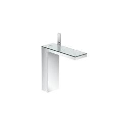 AXOR Mezclador monomando de lavabo 230 con vaciador Push-Open | Grifería para lavabos | AXOR