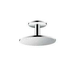AXOR Overhead shower 300 2jet with ceiling connection | Shower controls | AXOR