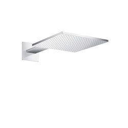 AXOR Overhead shower 300/300 2jet with shower arm | Shower controls | AXOR