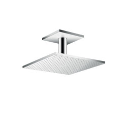 AXOR Overhead shower 300/300 2jet with ceiling connection | Shower controls | AXOR