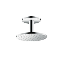 AXOR Overhead shower 250 2jet with ceiling connection | Shower controls | AXOR
