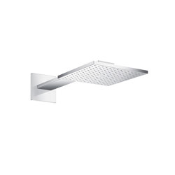 AXOR Overhead shower 250/250 2jet with shower arm | Shower controls | AXOR