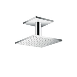 AXOR Overhead shower 250/250 2jet with ceiling connection | Shower controls | AXOR