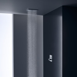 AXOR Overhead shower 250/250 2jet ceiling-exposed | Shower controls | AXOR