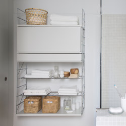 TRIA bathroom | Wall cabinets | Mobles 114