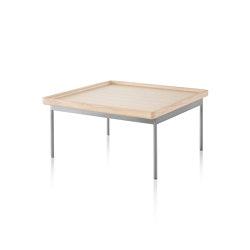 Tuxedo Rectangular Table | Mesas de centro | Herman Miller