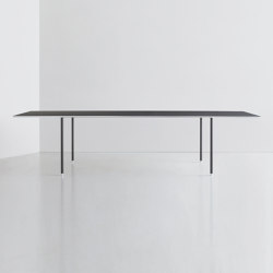 TEE | table | Mesas contract | By interiors inc.