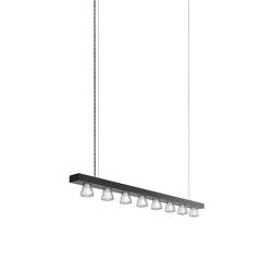 Lines 100   Lámparas de suspensión   JSPR