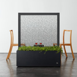 Framed solutions Boira Planter | Folding screens | Kriskadecor