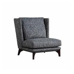 Polo Lounge Easy Chair | Armchairs | Bielefelder Werkstaetten