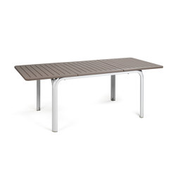 Alloro 140 Extensible | Dining tables | NARDI S.p.A.