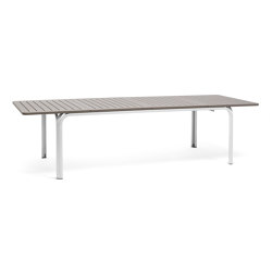 Alloro 210 Extensible | Dining tables | NARDI S.p.A.