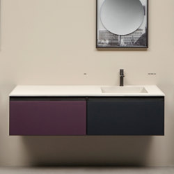 Atelier Color | Vanity units | antoniolupi