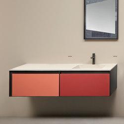 Atelier Color | Vanity units | antoniolupi