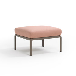 Komodo Pouf | Modular seating elements | NARDI S.p.A.