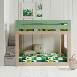 Bunk Bed FORT 17 | Kids beds | JJP Muebles