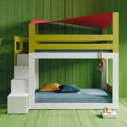 Bunk Bed TENT 15 | Kids beds | JJP Muebles