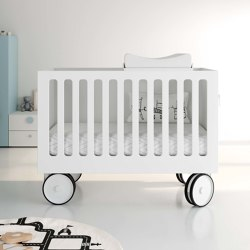 Crib | Cradles | JJP Muebles