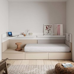 Nest 30 | Kids beds | JJP Muebles