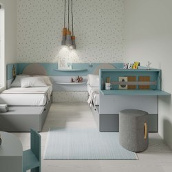 Nest 36 | Kids beds | JJP Muebles