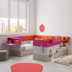 Nest 37 | Kids beds | JJP Muebles