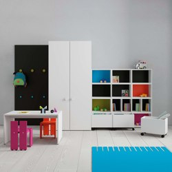 Children's room for games 07 | Kids storage furniture | JJP Muebles