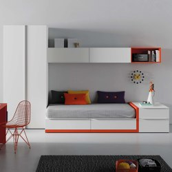 Youth bedrooms 20 | Kids beds | JJP Muebles